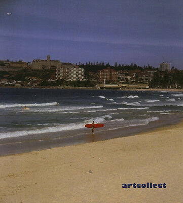 Book Image: Surfer, Manly Beach, Sydney, NSW, Australia (1960s).