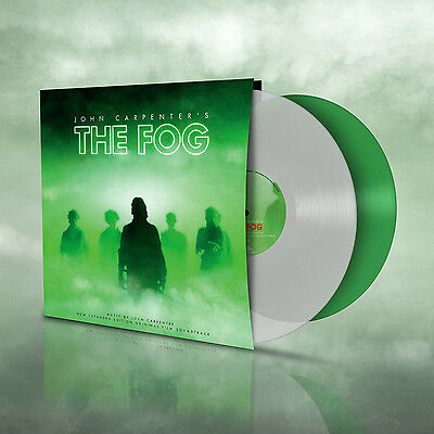 The Fog OST - John Carpenter - Double Green vinyl