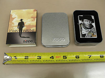 John Wayne Zippo Lighter The Duke #21119