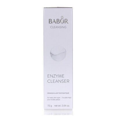 Babor Cleansing Enzyme Cleanser 2.65oz/75g NEW IN BOX