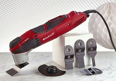 XMS16MTMAX Einhell Multi-MAXX Multi-Function Tool with 5 Blades