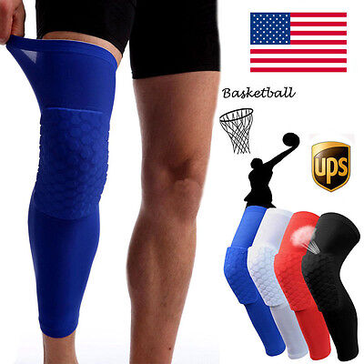 Durable Elastic Copper Fitness Elbow Knee Support Compression Brace Sleeve MES