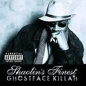 Shaolin's Finest [PA] by Ghostface Killah (CD, Apr-2003, Epic (USA))