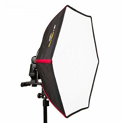SMDV Firefly Pro Beauty Diffusore soft box per flash, superficie luminosa Ø 55 c