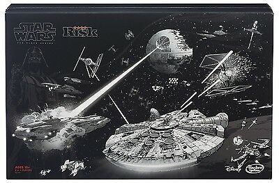 Hasbro Star Wars The Black Series Risk Strategy Board Game - NEW & SEALED
