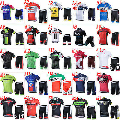 2017 New ciclismo Bike racing clothing outdoor cycling jersey&shorts Set/Kit