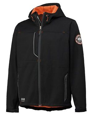 Helly Hansen Workwear, Giacca softshell idrorepellente con interno in pile Leon