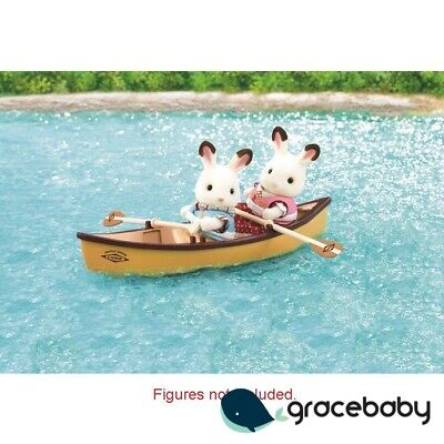Sylvanian Family - Canoe Set 5047