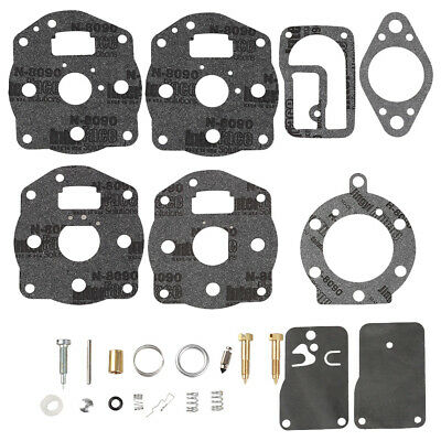 694056 Carburetor Kit for 16 18hp Briggs Stratton Twin Cylinder 491539 394502 US
