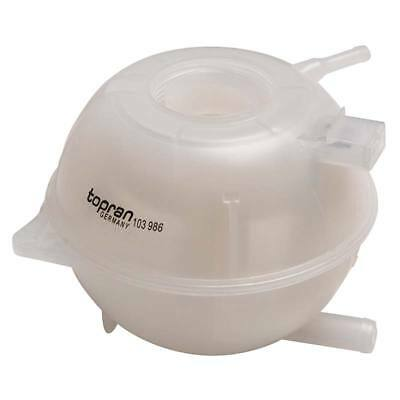 Radiator Coolant Heater Overflow Expansion Tank Bottle Spare - Topran 103986755