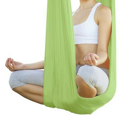 5M Elastic Multifunctional Aerial Yoga Hammock Swing Anti-gravity Yoga Belt
