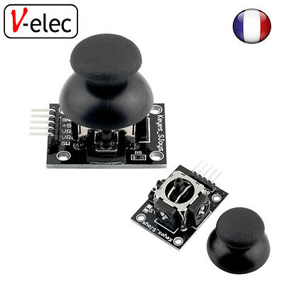 1064# Dual-axis XY Joystick Module For Arduino ps2 Joystick Module ky-023 ky023