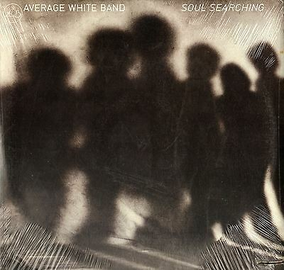 AVERAGE WHITE BAND soul searching SD 18179 sealed copy with deletion cut 1976