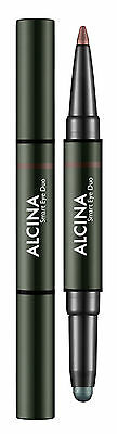 Alcina Beauty To Go Smart Eye Duo mountain green