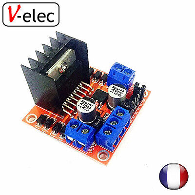1137# L298N motor driver board module L298 for arduino stepper motor smart car