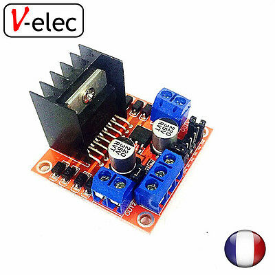 L298N motor driver board module L298 for arduino stepper motor smart car