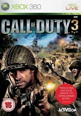 Call of Duty 3 (Xbox 360) VideoGames