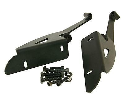 Top Case carrier Givi Monolock for MBK Flame XC125 X (2004-2009)