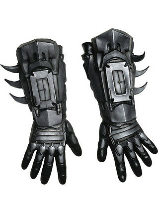 Batman Deluxe Mens Gloves