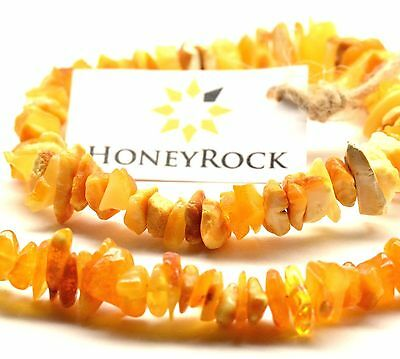 Set of Lovely 100% GENUINE BALTIC AMBER Necklace & Bracelet