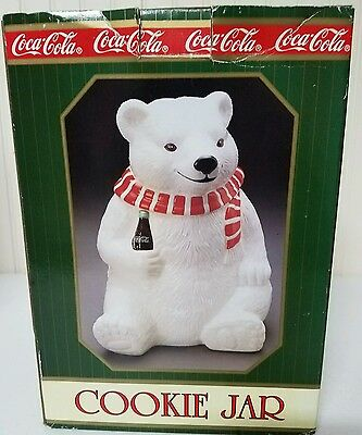 Coca Cola Cookie Jar