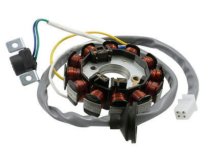 2EXTREME Alternator 12 poles for BENELLI K2 50 AC / LC, Naked 50, Pepe 50
