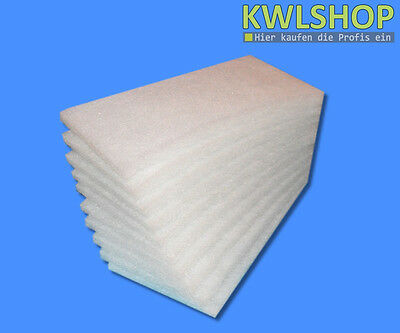 10 Pcs Filter G4 for Renovent Excellent 300 and 400 KWL