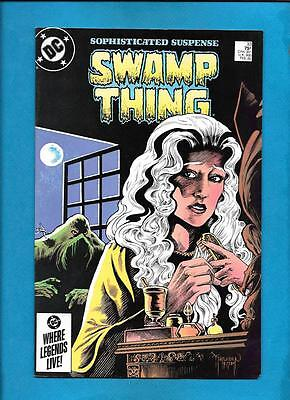 The Saga of Swamp Thing #33 DC February 1985 Alan Moore Signed by Ron Randall