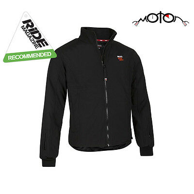 Keis X25 Heated Motorcycle Inner Jacket with Free Temperature Control Unit