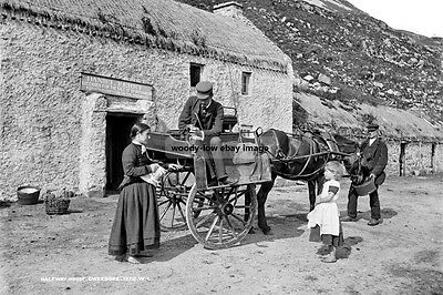 rp15529 - Halfway House , Gweedore , Co Donegal , Ireland - photo 6x4