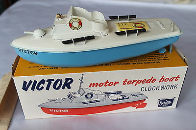 Sutcliffe Victor Motor Torpedo Boat. Produced from 1971.