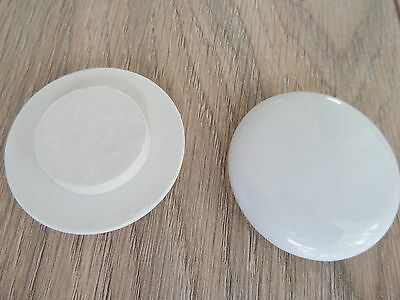 Official ASTRACAST Ceramic Sink Tap Hole Cover Stopper Blanking Plug Disc White