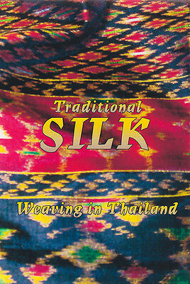 Traditional Silk - Weaving in Thailand DVD