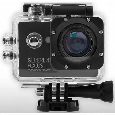 Silverlabel NEW Leeda Fishing Underwater Action Camera 720p - GA0503