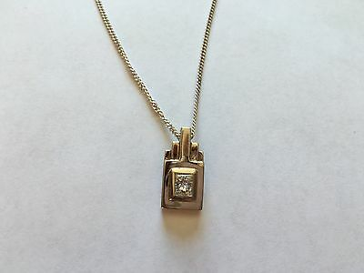 Custom made art deco style diamond pendant 06 carat 202012 custom made art deco style diamond pendant 06 carat aloadofball
