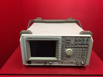 ADVANTEST Spectrum Analyzer, R3265A  100Hz to 8GHz S/N 55060086