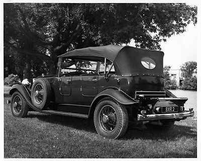 1935 Rolls Royce Phantom II ORIGINAL Factory Photo oad8314
