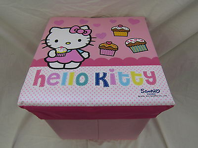 Lesser And Pavey Hello Kitty Stockage Tabouret Article: Lp65064