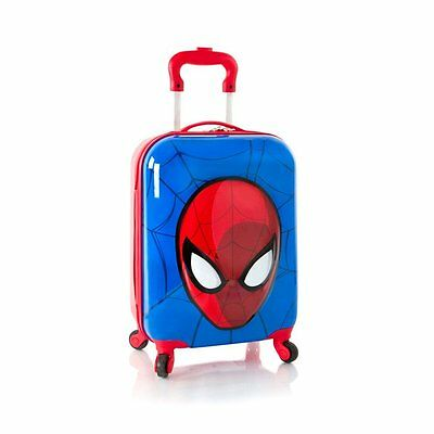 Heys Spiderman 3D Tweens Spinner Luggage