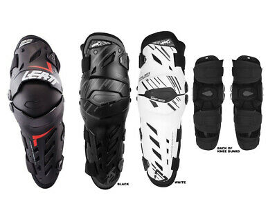 Leatt Dual Axis Knee Guards Motocross Mx Motorcycle Protectors