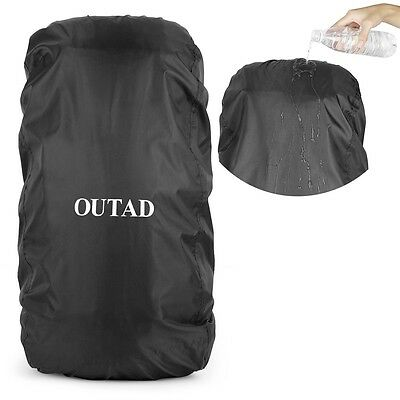 Waterproof OUTAD Rain Resistant Cover Durable Camping Backpack Rucksack Bag FX