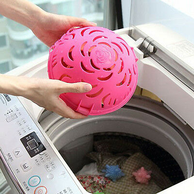 Ball Bubble Bra lingerie Saver Washer Laundry Wash Double Machine Protector Care