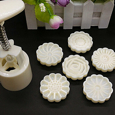 Mid-Autumn Festival Cake Mooncake Mold Cookie Cutter Cake Bakeware Tool