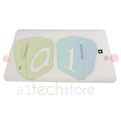 """Genuine Samsung Galaxy Tab 4 7"""" T230 White Rear Housing cover Replacement Part"""