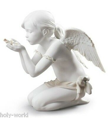 Lladro Angel  /  A fantasy breath 01009223 · 9223