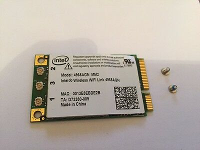 DRIVERS: INTEL WLAN 4965AGN MM2