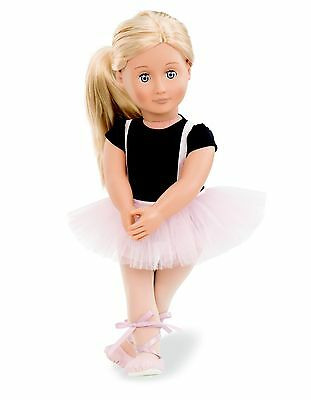 Our Generation Doll 18 inch Violet Anna