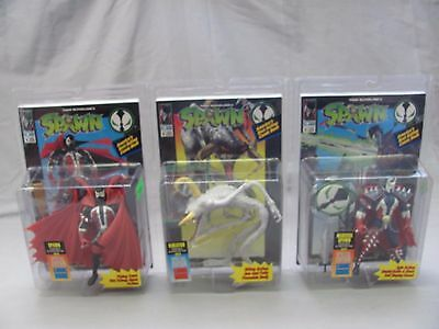 Spawn Action Figures Todd McFarlane Medieval Violator Comic Books 1994 Todd Toys