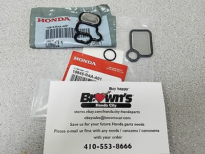 New Genuine Honda Vtec Spool Valve Gasket Kit K Series