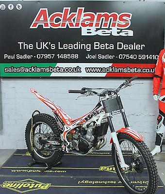 2015 Beta Evo 300 2T Trials Bike (UK Delivery available*)